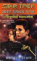 Star Trek Deep Space Nine Proud Helios PB (1995 Pocket Novel) 1-1ST
