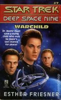 Star Trek Deep Space Nine Warchild PB (1994 Pocket Novel) 1-1ST