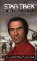 Star Trek The Eugenics Wars PB (2002 Pocket Novel) 1-1ST