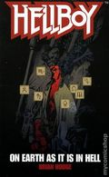 Hellboy On Earth as it is in Hell PB (2005 Pocket Star Novel) 1-REP