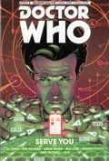 Doctor Who TPB (2016-2017 Titan Comics) Eleventh Doctor Comic Strip Collection 2-1ST