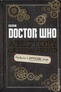 Doctor Who A History of Humankind HC (2016 Penguin Books) The Doctor's Official Guide 1-1ST