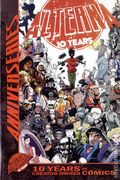 Alterna AnniverSERIES Anthology TPB (2016 Alterna Comics) 10 Years of Creator-Owned Comics 1-1ST