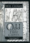 Odd and the Frost Giants HC (2016 Harper) By Neil Gaiman 1-1ST