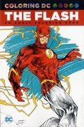 Coloring DC Flash SC (2016 DC) An Adult Coloring Book 1-1ST