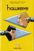Hawkeye HC (2013-2016 Marvel NOW) By Matt Fraction and Jeff Lemire 3-1ST