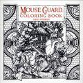 Mouse Guard Coloring Book SC (2016 Boom Studios) 1-1ST