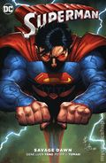 Superman Savage Dawn HC (2016 DC) 1-1ST