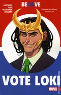 Vote Loki TPB (2016 Marvel) 1-1ST