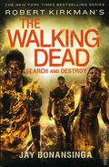 Walking Dead Search and Destroy HC (2016 A Thomas Dunne Books Novel) 1-1ST