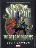 Doctor Strange The Fate of Dreams HC (2016 A Marvel Universe Novel) 1-1ST