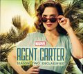Marvel Agent Carter: Season Two Declassified HC (2016) 1-1ST