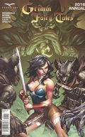 Grimm Fairy Tales (2007) Annual 2016A