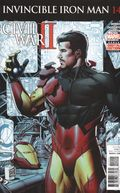 Invincible Iron Man (2015 2nd Series) 14A