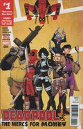 Deadpool and the Mercs for Money (2016 Marvel 2nd Series) 4A