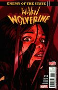 All New Wolverine (2015) 13A