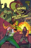 Big Trouble in Little China Escape From New York (2016) 1A