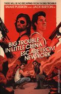 Big Trouble in Little China Escape From New York (2016) 1RI