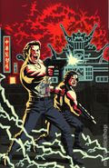 Big Trouble in Little China Escape From New York (2016) 1WEST
