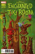 Enchanted Tiki Room 2016 Marvel Comic Books