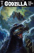 Godzilla Rage Across Time (2016 IDW) 2