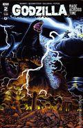 Godzilla Rage Across Time (2016 IDW) 2SUB