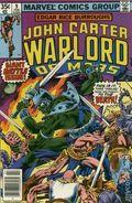 John Carter Warlord of Mars (1977 Marvel) Mark Jewelers 9MJ