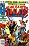 John Carter Warlord of Mars (1977 Marvel) Mark Jewelers 10MJ
