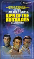 Web of Romulans PB (1983 Pocket Novel) A Star Trek Novel 1-1ST