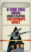 Entropy Effect PB (1981 Pocket Novel) A Star Trek Novel 1-REP