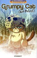 Grumpycat and Pokey (2016 Dynamite) Halloween ComicFest 1