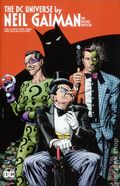 DC Universe HC (2016 DC) By Neil Gaiman The Deluxe Edition 1-1ST