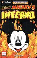 Disney's Great Parodies Mickey's Inferno (2016 Papercuts) Halloween ComicFest 1