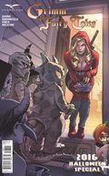 Grimm Fairy Tales Halloween Special (2009) 8A