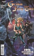 Grimm Fairy Tales Halloween Special (2009) 8D