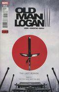 Old Man Logan (2016 Marvel) 12