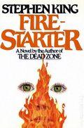 Firestarter HC (1980 A Viking Press Novel) By Stephen King 1-1ST
