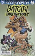 Batgirl and the Birds of Prey (2016) 3A