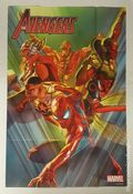 Avengers Poster by Alex Ross (2016 Marvel) ITEM#1