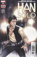 Star Wars Han Solo (2016 Marvel) 4A