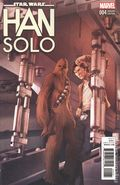 Star Wars Han Solo (2016 Marvel) 4B