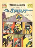 Spirit Weekly Newspaper Comic (1940-1952) Nov 14 1943
