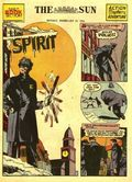 Spirit Weekly Newspaper Comic (1940-1952) Feb 27 1944