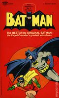 Batman The Best of the Original Batman PB (1966 Signet) 1-1ST