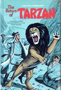 Tarzan The Return of Tarzan HC (1967 Whitman) 1-1ST