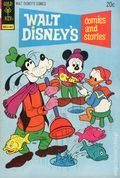 Walt Disney's Comics and Stories (1940 Dell/Gold Key/Gladstone) Mark Jewelers 400MJ