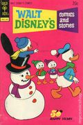 Walt Disney's Comics and Stories (1940 Dell/Gold Key/Gladstone) Mark Jewelers 401MJ