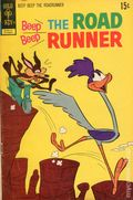 Beep Beep the Road Runner (1966 Gold Key) Mark Jewelers 32MJ