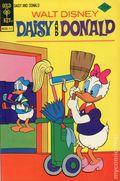 Daisy and Donald (1973 Gold Key) Mark Jewelers 7MJ