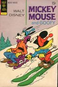 Mickey Mouse (1941-90 Dell/Gold Key/Gladstone) Mark Jewelers 140MJ